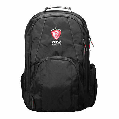 """MSI GE GL GP GS Gaming Laptop Backpack,For15"""" - 17""""-Brilliant for your Gaming NB"""