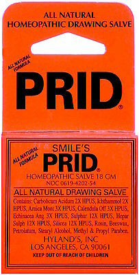 SMILE'S PRID SALVE 18GM Homeopathic PACK OF 2!!!!