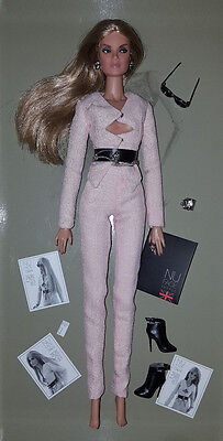 Fashion Royalty - Imogen - be darin IT W Club Exclusive doll 2016 -- complete