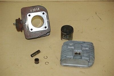 Used Barrel, Piston and Rings For a TGB Tapo 50cc Scooter