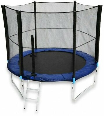 We R Sports Trampoline With Safety Net Enclosure Ladder Rain Cover 6ft, 8ft,
