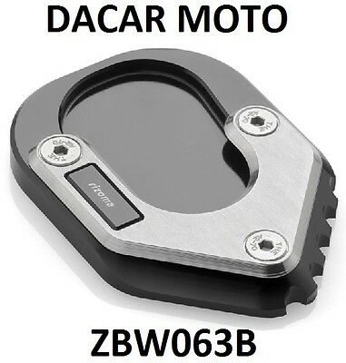 Extensión Base Caballete Lateral Rizoma Zbw063B Bmw R 1200 Gs 2013 2014 Black