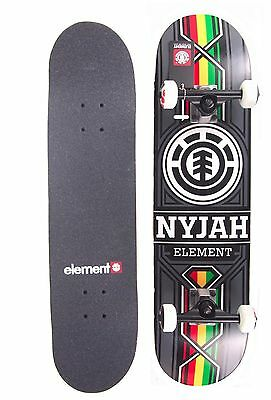 Element Skateboards Nyjah Complete (Factory Assembled)G