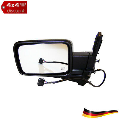 Electric Remote Mirror, left, front (not EU) Jeep Commander XK/XH 2006/2010