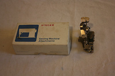 Singer Sewing Machine Simanco 86642 Ruffler Attachment Foot Parts Item Code M181