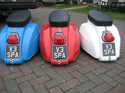 Vespa Indoor Seat!!   Ornamental Seat   Vespa Chair    Gaming Chair  Vespa Seat