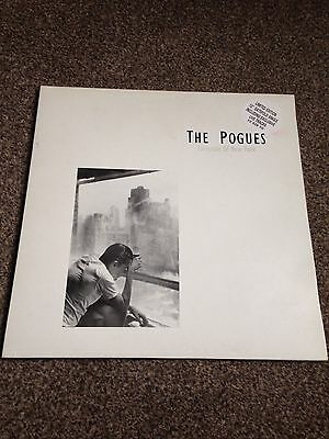 """The Pogues Fairytale of New York limited edition 12"""" vinyl record"""