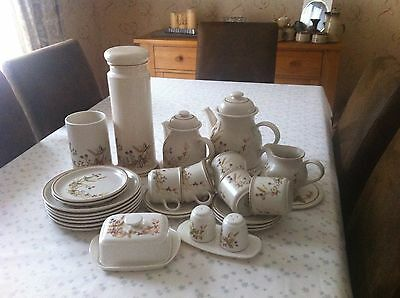 Marks and Spencer Harvester Tea set plus extras