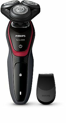 Philips S5130/06 Series 5000 Electric Shaver with Smart Click Precision Trimmer