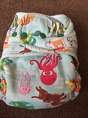 4wardthinking Hybrid Fitted Cloth Diaper