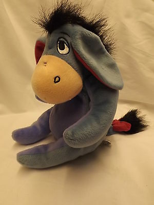 Disney Winnie the Pooh - medium Eeyore soft toy - NEW without tags