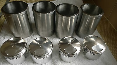 Renault 5 Gordini Alpine 1397 - 1690Cc Long Stroke Forged Piston And Liner Set!