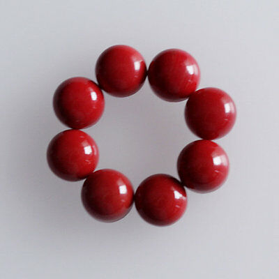 12MM  Round Shape, Coral Calibrated Cabochons AG-231