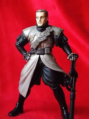 "Ghost in the shell BATOU / PVC SOLID Figure 4.5"" 11.5cm RARE UK DESPATCH"