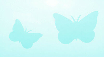 Stencil butterflys, pochoir papillons, decor, painting,scrapbooking