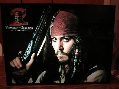 "Disney's ""Pirates Of The Caribbean"" - Dead Man's Chest Wall Light"
