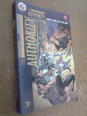 THE AUTHORITY vol. 2 - Colección completa, 15 números
