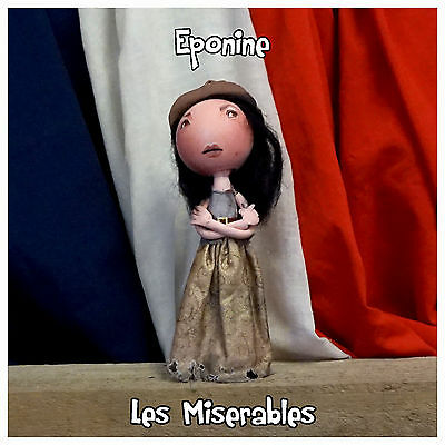 Eponine : Les Miserables the Musical FaBi DaBi Doll