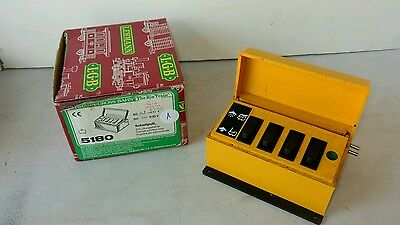 LGB Vintage, 5180 Control Box G Scale On/Off Switch. A