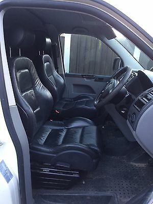 Vw T5 Leather Seats