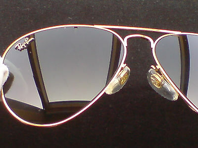 Vintage Ray-Ban Aviator Gold Masterpiece W1904  58 [] 14 Excellent Condition