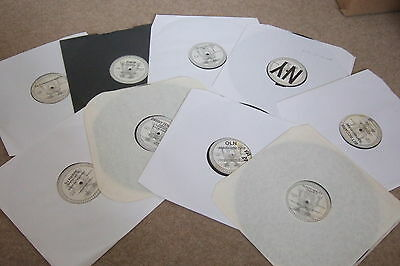 """8 x 12""""  Tribal Records Collection..         90's  HOUSE CLASSICS!!"""