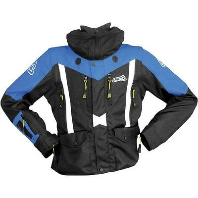 New Leatt GPX DBX Adventure Enduro Jacket - Blue - Size Adult Large L