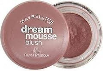Maybelline Dream Mousse Blush - 05 Plum