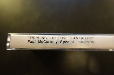 Paul McCartney Tripping The Live Fantastic Special Rockline 10/26/1990