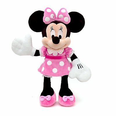 Minnie Mouse Medium Soft Toy - Official Disney Toys