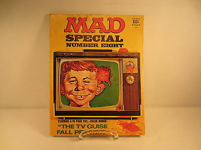 Mad Magazine MAD Special 1972 Number 8