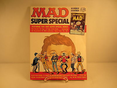 Mad Magazine Super Special  Number 18 Dated 1975