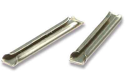 Peco 00/HO Rail Joiners Fishplate Nickel Silver  Pack of 24  SL-10  Made in UK