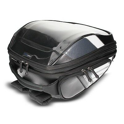Bagster Stunt Pvc Bag For Tank Covers Or Easy Harness -Black  21-32 L Capacity