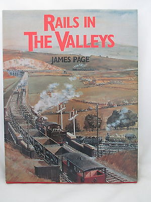 Rails In The Valleys. Welsh Railway History. Great Western Railway