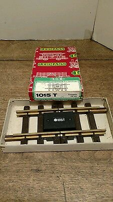 LGB  G Scale Double Insulated Track Section # 1015 T  NEW