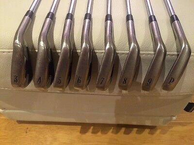 Callaway X22 Tour Irons 3-PW Project X 5.0 Rifle Shafts