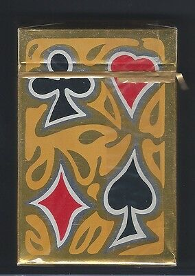Vintage Plastic Coated Midway Playing Cards Colonial Look Cad Picclick Ca