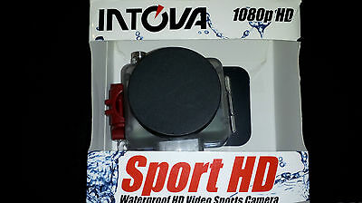 intova Sport HD SP1 Underwater action CAM go pro equivalent