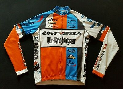 Team Shirt Trikot Jersey Bike Rad Mtb Gr.s