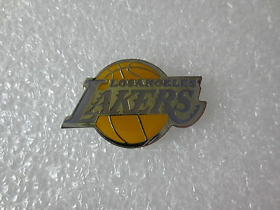 Los Angeles Lakers Nba Basketball Pin Badge: Usa National Basketball Association