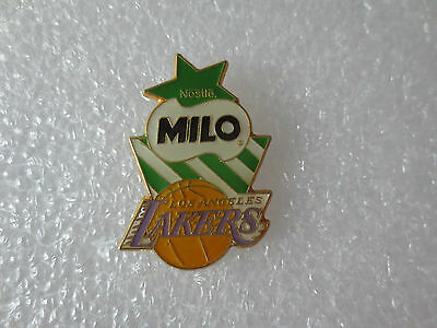 Los Angeles Lakers Nba Basketball Pin Badge Usa National Basketball Association