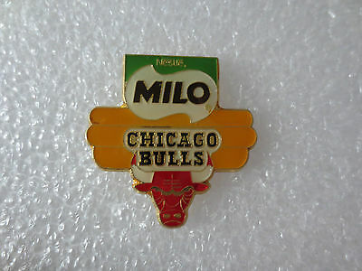 Chicago Bulls Nba Basketball Pin Badge, Usa National Basketball Association