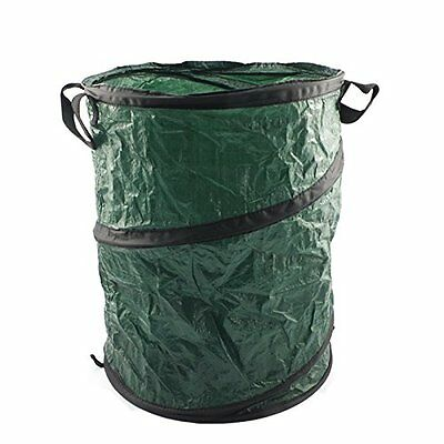 Pop Up Garden Bag Leaves Container with Carry Handles - 30 Ltr Pack of 1