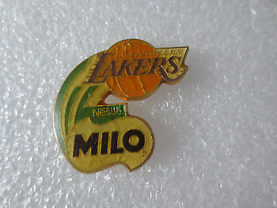 Los Angeles Lakers Nba Basketball Pin Badge, Usa National Basketball Association