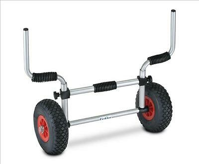 ECKLATOP 260 Sit on Top Transport cart with Air wheel 260 mm,Canoe trolley,