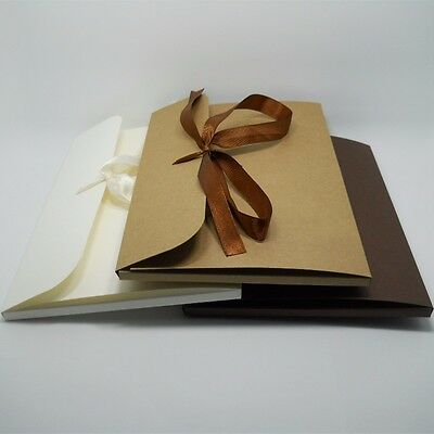 24x18x0.7cm Kraft Paper with Default Scarves Gift Box for Wedding Party Favor
