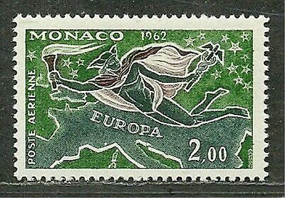 MONACO 1962 Very Fine MNH OG Air Post Stamp Scott # C61