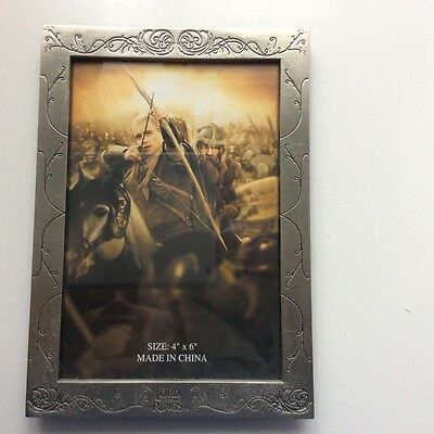 Lord of the rings picture frame