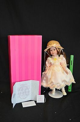MARIE OSMOND Porcelain Doll CHERISE 10th Anniversary 0229/5000